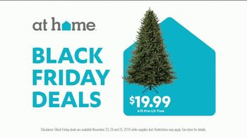 At Home Black Friday Deals TV Spot, 'Endless Holiday Possibilities'