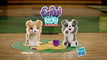 FurReal Friends Ricky, the Trick-Lovin' Pup TV Spot, 'New Best Friend' - Thumbnail 10