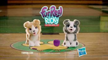 FurReal Friends Ricky, the Trick-Lovin' Pup TV Spot, 'New Best Friend' - Thumbnail 8