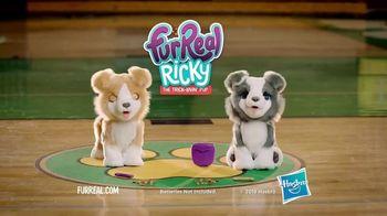 FurReal Friends Ricky, the Trick-Lovin' Pup TV Spot, 'New Best Friend' - Thumbnail 9