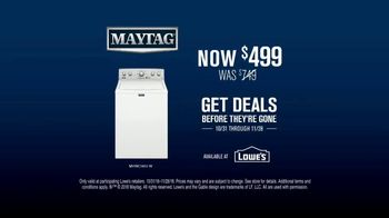 Maytag TV Spot, 'Eye Candy: Washers' Featuring Colin Ferguson - Thumbnail 10