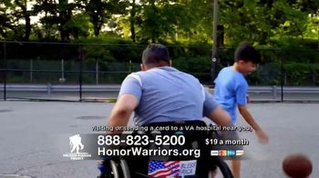 Wounded Warrior Project TV Spot, 'Kenneth' Featuring Gerald McRaney - Thumbnail 7