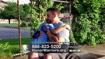 Wounded Warrior Project TV Spot, 'Kenneth' Featuring Gerald McRaney - Thumbnail 8