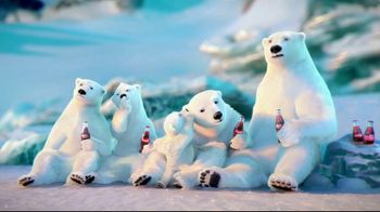Coca-Cola TV Spot, 'Snow Polar Bear' Song by Edvard Grieg