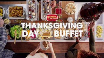 Golden Corral Thanksgiving Day Buffet TV Spot, 'Celebrate' - Thumbnail 10