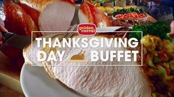 Golden Corral Thanksgiving Day Buffet TV Spot, 'Celebrate'