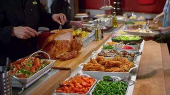 Golden Corral Thanksgiving Day Buffet TV Spot, 'Celebrate' - Thumbnail 8