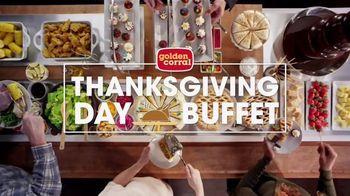 Golden Corral Thanksgiving Day Buffet TV Spot, 'Celebrate' - Thumbnail 9