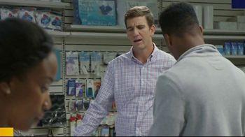 VISA TV Spot, 'NFL: Young Fan' Featuring Eli Manning, Saquon Barkley - Thumbnail 1