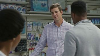 VISA TV Spot, 'NFL: Young Fan' Featuring Eli Manning, Saquon Barkley - 68 commercial airings
