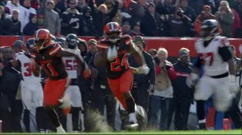 Genesis TV Spot, 'Power Move of the Week: Browns Touchdown Run' [T1] - 4 commercial airings