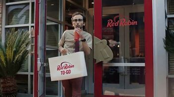 Red Robin To-Go  TV Spot, 'Get Your Burger On' - Thumbnail 2