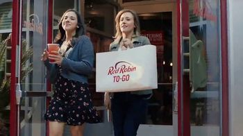 Red Robin To-Go  TV Spot, 'Get Your Burger On' - Thumbnail 7