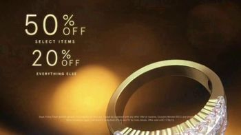 Kay Jewelers Black Friday Sales Event TV Spot, 'Four Days Only'