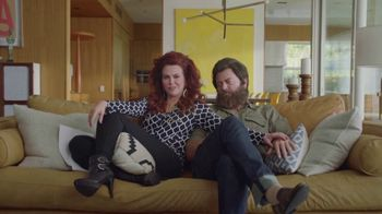 Sling TV Spot, 'Freedom: Free Roku Express' Featuring Nick Offerman, Megan Mullally - Thumbnail 9