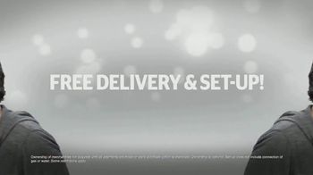 Aaron's Seven Days of Black Friday TV Spot, 'Free Delivery and Setup' - Thumbnail 6