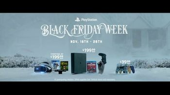 PlayStation Black Friday Week TV Spot, 'Wonderland' - Thumbnail 10