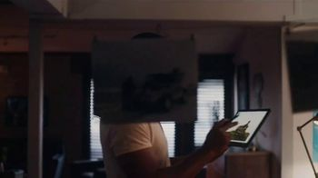 Microsoft Surface TV Spot, 'NBC: Nomad Hill Adventure' Featuring Larry Fitzgerald - Thumbnail 2