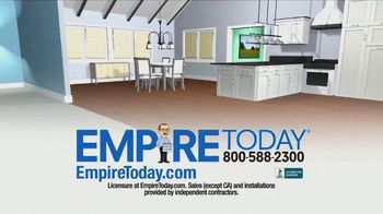 Empire Today $50 Room Sale TV Spot, 'Update Your Home for the Holidays' - Thumbnail 6