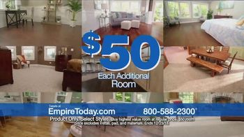 Empire Today $50 Room Sale TV Spot, 'Update Your Home for the Holidays' - Thumbnail 5