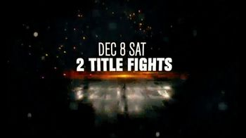 UFC 231 TV Spot, 'Two Title Fights' Song by Logic - Thumbnail 1