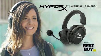HyperX Cloud MIX TV Spot, 'Game and Go' Featuring Gordon Hayward, Pokimane - Thumbnail 9