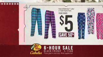 Bass Pro Shops Black Friday 6-Hour Sale TV Spot, 'Pajamas, Bikes and Smoker' - Thumbnail 5