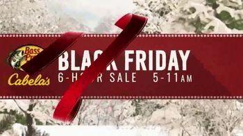 Bass Pro Shops Black Friday 6-Hour Sale TV Spot, 'Pajamas, Bikes and Smoker' - Thumbnail 9