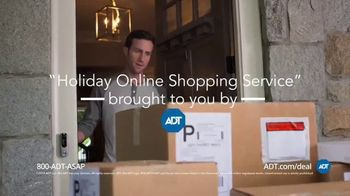 ADT TV Spot, 'Holiday Online Shopping Service' - Thumbnail 10