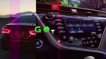 Toyota Govember Black Friday Sales Event TV Spot, 'Sweet Wheels: Corolla & Camry' [T2] - Thumbnail 5