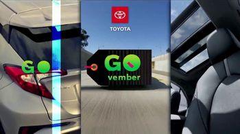 Toyota Govember Black Friday Sales Event TV Spot, 'Sweet Wheels: Corolla & Camry' [T2] - Thumbnail 6