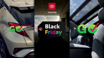 Toyota Govember Black Friday Sales Event TV Spot, 'Sweet Wheels: Corolla & Camry' [T2] - Thumbnail 7