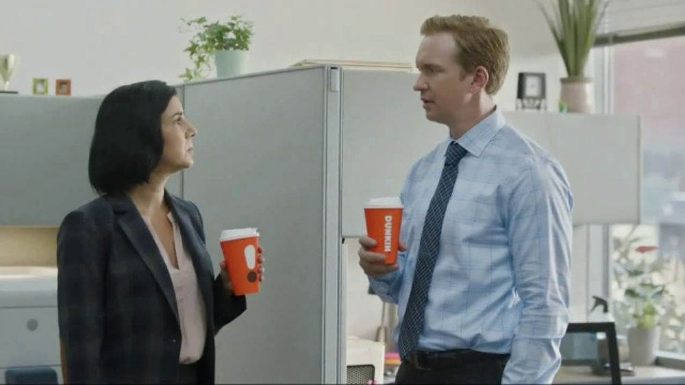 Dunkin' Donuts $2 Medium Cappuccinos and Lattes TV Commercial, 'Young Looking'
