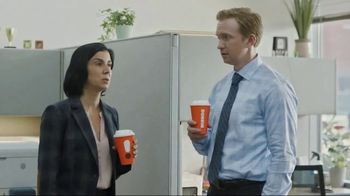 Dunkin' Donuts $2 Medium Cappuccinos and Lattes TV Spot, 'Young Looking' - Thumbnail 5