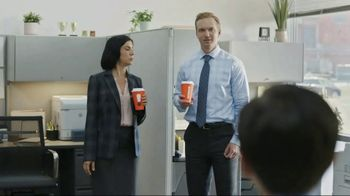 Dunkin' Donuts $2 Medium Cappuccinos and Lattes TV Spot, 'Young Looking' - Thumbnail 9