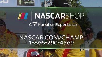 NASCAR Shop TV Spot, 'Joey Logano Champion Gear' - Thumbnail 7