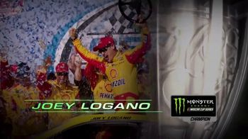 NASCAR Shop TV Spot, 'Joey Logano Champion Gear' - 8 commercial airings