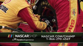 NASCAR Shop TV Spot, 'Joey Logano Champion Gear' - Thumbnail 4