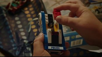 LEGO TV Spot, 'This Is Not a Brick: Police Chase' Song by Johann Strauss - Thumbnail 1