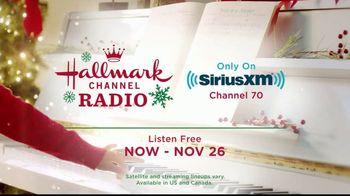Hallmark Channel Radio TV Spot, 'SiriusXM: Listen Free' - Thumbnail 10