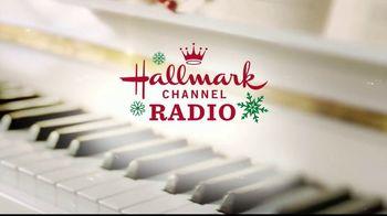 Hallmark Channel Radio TV Spot, 'SiriusXM: Listen Free' - Thumbnail 2