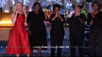 Hallmark Channel Radio TV Spot, 'SiriusXM: Listen Free' - Thumbnail 4