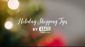 Ebates TV Spot, 'Hallmark Channel: Holiday Shopping Tips' Ft. Debbie Matenopoulos, Cameron Mathison - Thumbnail 1