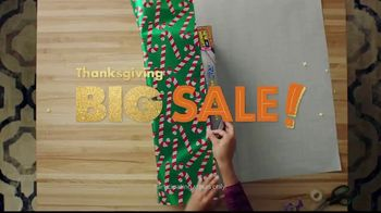 Big Lots Big Thanksgiving Sale TV Spot, '3-Day Deals' Song by Three Dog Night - Thumbnail 3