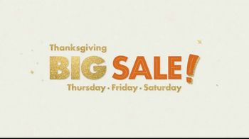 Big Lots Big Thanksgiving Sale TV Spot, '3-Day Deals' Song by Three Dog Night - Thumbnail 8