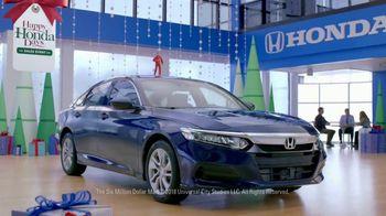 Happy Honda Days TV Spot, 'Six Million Dollar Man' [T1] - Thumbnail 2