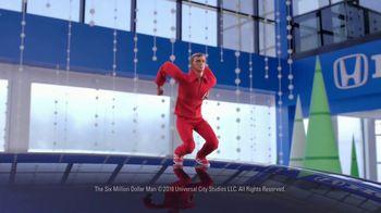 Happy Honda Days TV Spot, 'Six Million Dollar Man' [T1] - Thumbnail 3