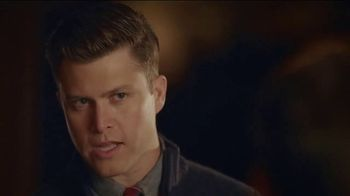 IZOD TV Spot, 'Sweater of the Future: Earn It' Featuring Colin Jost, Aaron Rodgers - Thumbnail 7