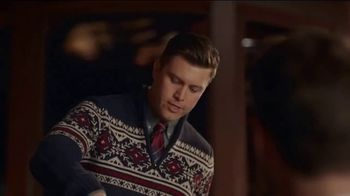 IZOD TV Spot, 'Sweater of the Future: Earn It' Featuring Colin Jost, Aaron Rodgers - Thumbnail 9