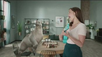 SodaStream TV Spot, 'How to Save the Planet With a Few Pfff and a Psss' - 659 commercial airings